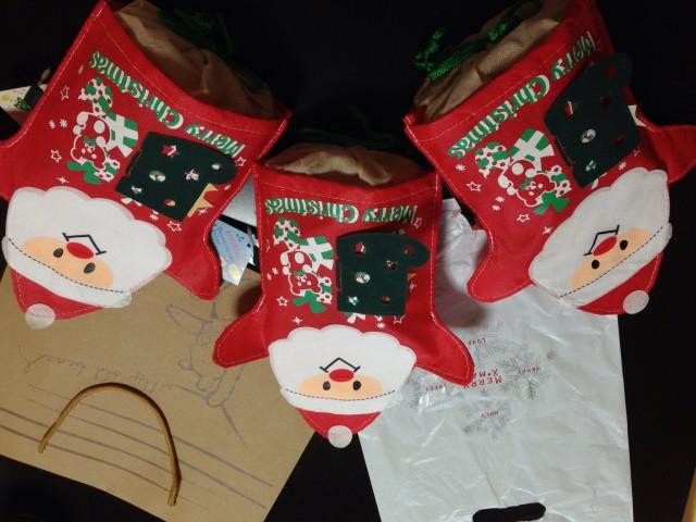 ☆メリークリスマス★ FORESTに少し早めサンタさんがやってきてくれましたε=(>ε<)