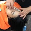 今は、女子高生JKもシェービングエステでお顔を綺麗にする時代です! 眉毛を綺麗にして、お顔の産毛もスッキリして古い角質も除去出来ます!ソフトピーリングで1〜2トーンお肌が明るくなります! 剃ったら濃くなる配もありせん(^-^)/