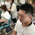 早朝 セット シェービングです!!  新婦さんは、美容室の先生が 日本髪 アップスタイリング ! 新郎さんは僕もが、スタイリング 微調整カット シェービング!  新婦さんの、ヘアセット メイクは結婚式などでしていただけるそうですが…新郎さんは自分で…とよくお聞きします(^-^)/  せっかくなんで、新郎さんもしっかりセット メイクアップしたいですよね!? HAIR SPACE FOREST では、早朝 ヘアセット シェービング 眉メイク もご予約承っております(^-^)/