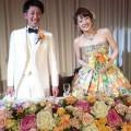 結婚式 披露宴 でのお写真です(^-^)/