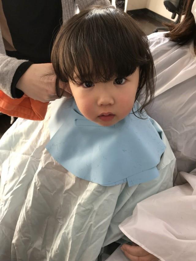 七五三 七五三撮影 七五三参り をされる 3歳 の 女の子 チャンです!!