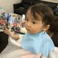 小さいお子さん 子供 赤ちゃん のカットで困っている方は是非!! キッズスペース キッズルーム 保育士 DVD 完備しております!!